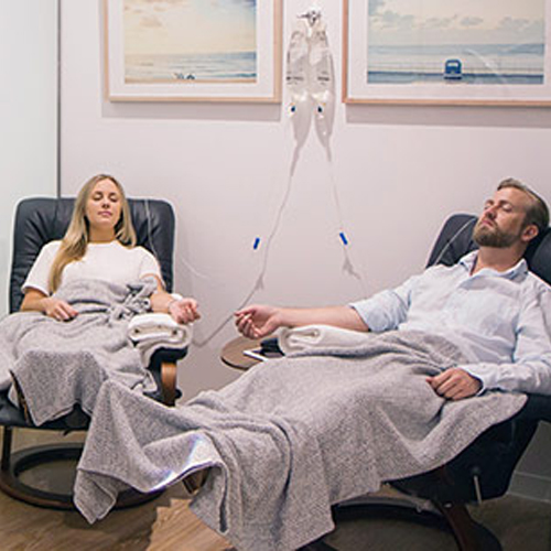 IV Infusions – Making You Feel Good, with Dr William Mooney