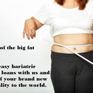Bariatric Surgery Loan By TLC Is Always There To Help You