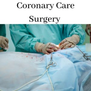 Coronary Care Surgery – Low on budgets, Medical loans can help